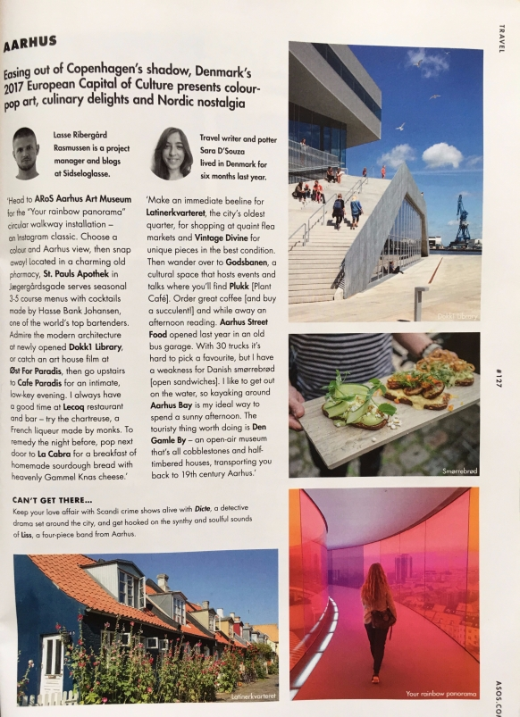 Wanderlist ASOS Magazine Siobhan Lawless Travel Feature