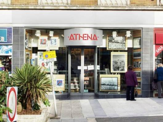 Athena  Chris / Flickr Plymouth, Devon, England