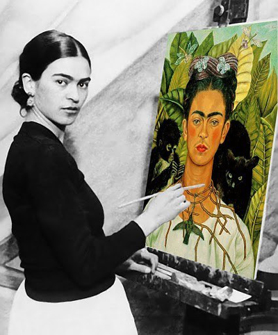 Blog-Frida-Painting-her-Portrait-Jan-2013
