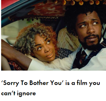Sorry To Bother You Film You Can't Ignore Boots Riley Siobhan Lawless